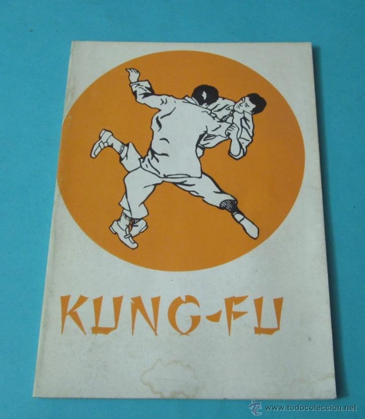 KUNG-FU (Coleccionismo Deportivo - Libros de Deportes - Otros)