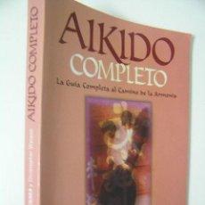 Coleccionismo deportivo - aikido completo,roy suenaka,2001,obelisco ed,ref deporte bs1 - 40255748