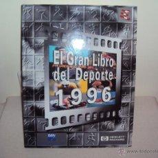 Coleccionismo deportivo - el gran libro del deporte 1996 (COMPLETO) - 40680411