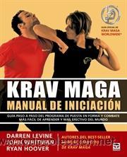 KRAV MAGA. MANUAL DE INICIACIÓN - DARREN LEVINE/JOHN WHITMAN/RYAN HOOVER (Coleccionismo Deportivo - Libros de Deportes - Otros)