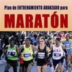 Coleccionismo deportivo: ATLETISMO. PLAN DE ENTRENAMIENTO AVANZADO PARA MARATÓN - PETE PFITZINGER/SCOTT DOUGLAS. Lote 40867085