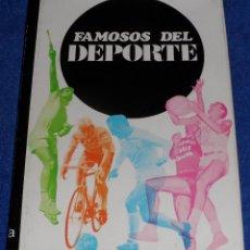 Coleccionismo deportivo: FAMOSOS DEL DEPORTE - CODESA (1969). Lote 41313564