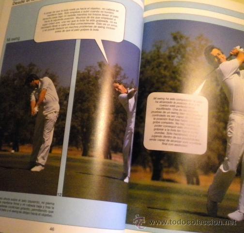 Coleccionismo deportivo: Tu Juego y el mio - Tony Jaccklin / con Bill Robertson Aprende a jugar como un ganador - 1.992 - Foto 2 - 41491323
