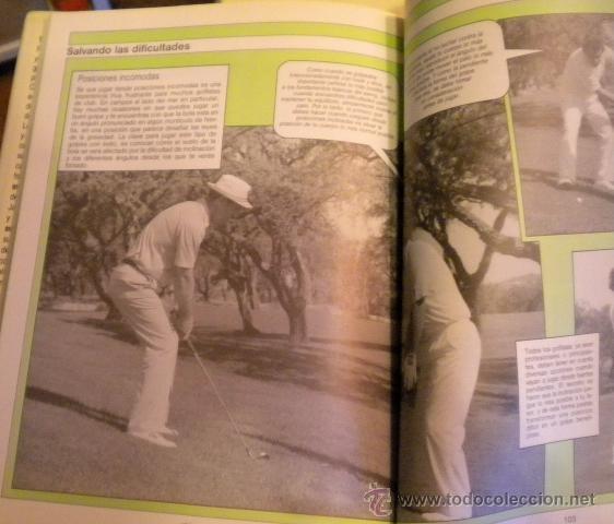 Coleccionismo deportivo: Tu Juego y el mio - Tony Jaccklin / con Bill Robertson Aprende a jugar como un ganador - 1.992 - Foto 4 - 41491323
