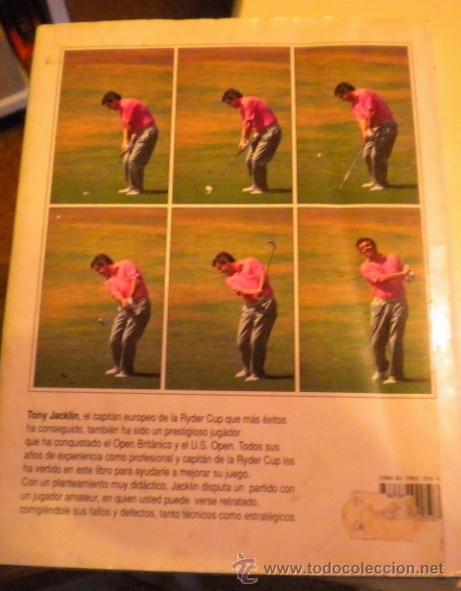 Coleccionismo deportivo: Tu Juego y el mio - Tony Jaccklin / con Bill Robertson Aprende a jugar como un ganador - 1.992 - Foto 5 - 41491323