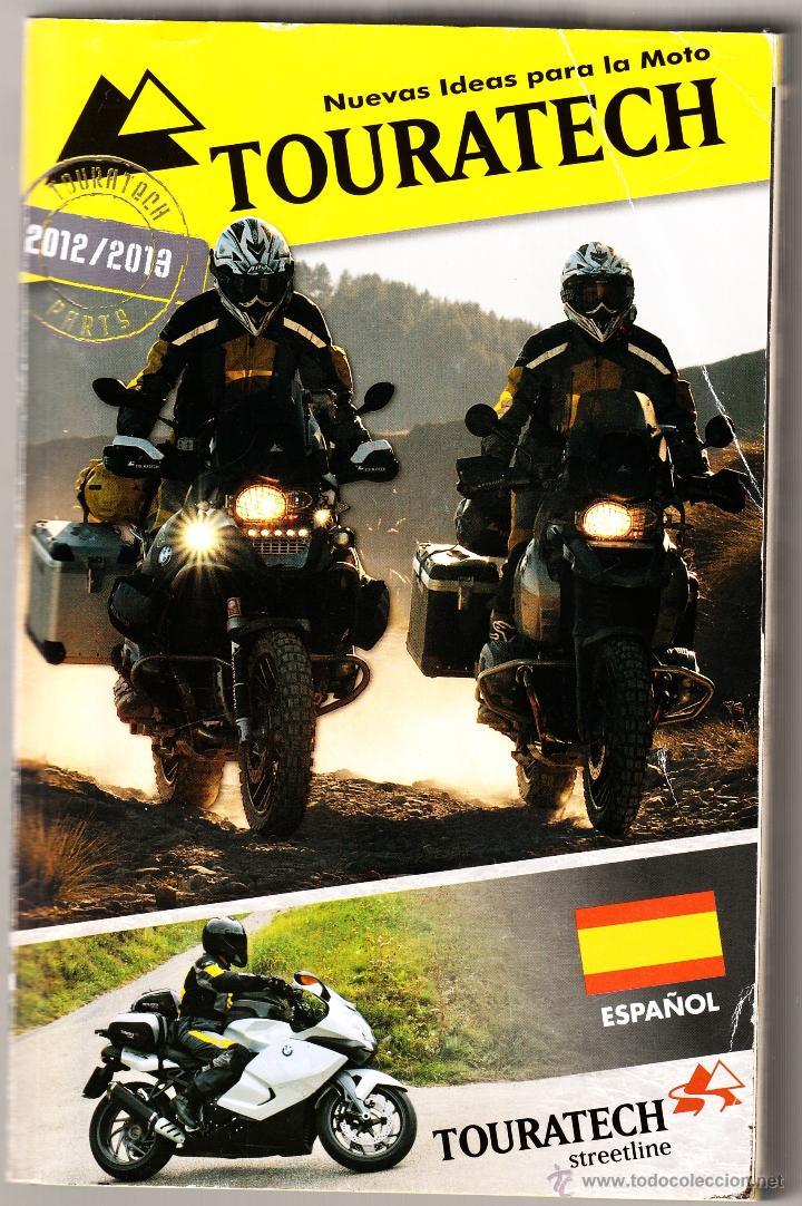 NUEVAS IDEAS PARA LA MOTO TOURATECH 2012 / 2013 (Coleccionismo Deportivo - Libros de Deportes - Otros)