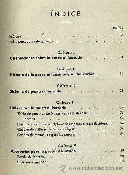 Coleccionismo deportivo: JUAN ROIG : LA PESCA AL LANZADO -MAR Y RIO (SERRAHIMA Y URPI, 1945) - Foto 3 - 31186628