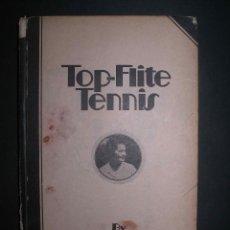 Coleccionismo deportivo: MANUAL DE TENIS 'TOP-FLITE TENNIS' DE MARY K. BROWNE, 1ª EDICIÓN DE 1928. MUY RARO.. Lote 42936344