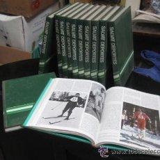 Coleccionismo deportivo: LIBROS - ENCICLOPEDIA SALVAT DE LOS DEPORTES. Lote 43102013
