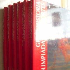 Coleccionismo deportivo: GRAN HISTORIA DE LAS OLIMPIADAS Y DE LOS DEPORTES. Lote 3455015