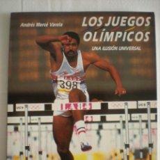 Coleccionismo deportivo: LOS JUEGOS OLIMPICOS (EDICIONES 62). Lote 44657131