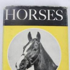Coleccionismo deportivo: L- 442. HORSES. EDITED BY BRYAN HOLME. STUDIO PUBLICATIONS, INC. NEW YORK - LONDON. 1951.. Lote 45476614