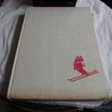 Coleccionismo deportivo: LOS DEPORTES PROLOGO DE RICARDO ZAMORA LIBRERIA EDITORIAL ARGOS BARCELONA 1967. Lote 45927406