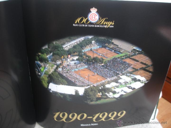 Coleccionismo deportivo: 100 Anys Real Club de tenis de Barcelona 1899 - Foto 12 - 46396082