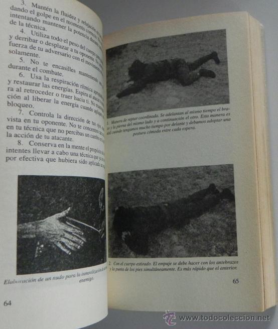 Coleccionismo deportivo: LIBRO DE ORO NINJA II - ARTES MARCIALES -ILUSTRADO - TÉCNICA DEFENSA GUÍA ARMAS ENTRENAMIENTO NINJAS - Foto 4 - 124455842