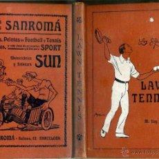Coleccionismo deportivo: TEY ENRICH : LAWN TENNIS (SINTES, C. 1920). Lote 46907206