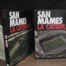 Coleccionismo deportivo: SAN MAMES LA CATEDRAL 2 VOLS . ATHLELTIC DE BILBAO ( AZS3. Lote 151938186