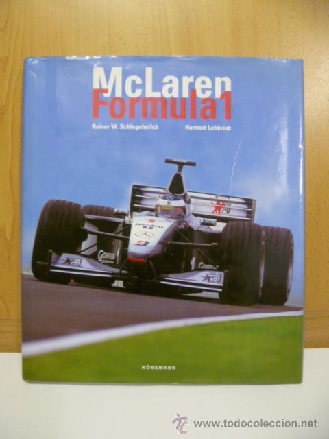 MCLAREN FORMULA 1 - 1999 - (EN INGLES) (Coleccionismo Deportivo - Libros de Deportes - Otros)