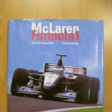 Coleccionismo deportivo: MCLAREN FORMULA 1 - 1999 - (EN INGLES). Lote 47126130