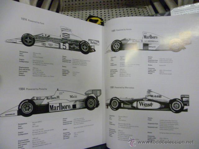 Coleccionismo deportivo: McLaren Formula 1 - 1999 - (en ingles) - Foto 6 - 47126130