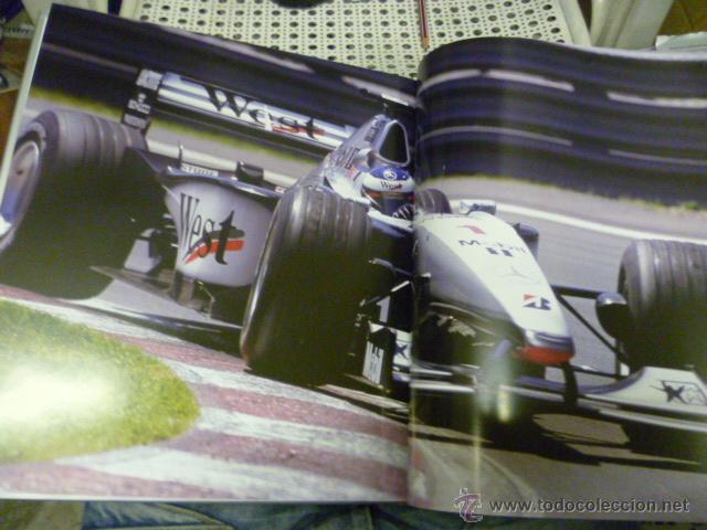 Coleccionismo deportivo: McLaren Formula 1 - 1999 - (en ingles) - Foto 8 - 47126130