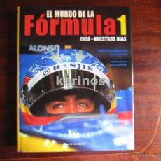 Coleccionismo deportivo: EL MUNDO DE LA FÓRMULA 1. 1950-NUESTROS DIAS 2004 RAINER W. SCHLEGELMILCH ED. FEIERABEND C25. Lote 47741130