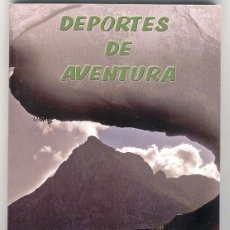 Coleccionismo deportivo: DEPORTES DE AVENTURA - CANTABRIA ORIENTAL RURAL. Lote 117721466