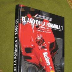 Coleccionismo deportivo: EL AÑO DE LA FORMULA I - 2000 - 01.. Lote 48501660