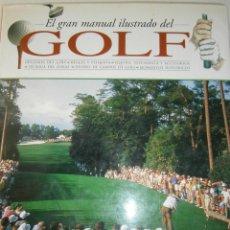 Coleccionismo deportivo: EL GRAN MANUAL ILUSTRADO DEL GOLF GARY PLAYER TUTOR 2000. Lote 48570746