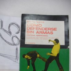 Coleccionismo deportivo - COMO DEFENDERSE SIN ARMAS - BRIAN BURKE - 48704099