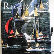 Coleccionismo deportivo: REGATAS - LUCA BONTEMPELLI HISTORIA DEPORTE BARCOS FOTOGRAFÍA COPA AMÉRICA FOTOS BARCO MAR ETC LIBRO. Lote 49050206