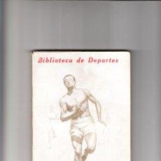 Coleccionismo deportivo: DEPORTES ATLÉTICOS Nº 3 POR FEDERICO REPARAZ CALPE 1924. Lote 49331938