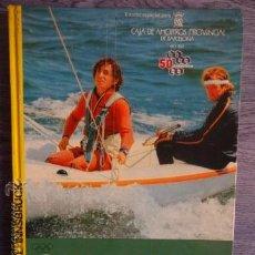 Coleccionismo deportivo: OLIMPIADA 1976. ANDRÉS MERCÉ VARELA. ED / HMB - 1976. MONTREAL-INSBRUCK. LIBRO OCASIÓN !!. Lote 49380913