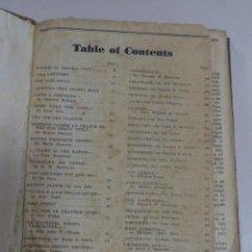 Coleccionismo deportivo: BOXEO,1937,BOXING,ANUARIO,AMERICANO,MUY RARO EN ESPAÑA,BOXEADORES AMERICANOS,AÑOS 30. Lote 50510046