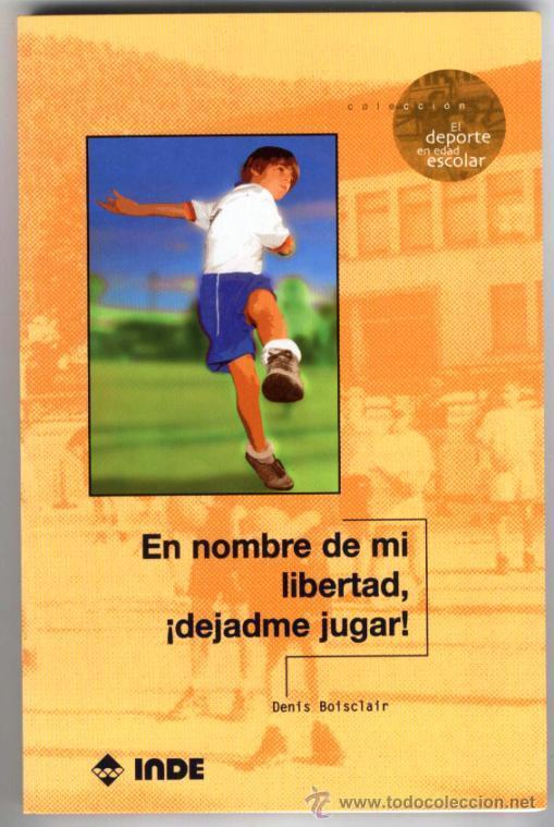 EN NOMBRE DE MI LIBERTAD ¡DEJADME JUGAR! ... ( 1ª EDICIÓN 2006) + REGALO MARCAPAGINAS (Coleccionismo Deportivo - Libros de Deportes - Otros)