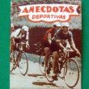 Coleccionismo deportivo: LIBRITO . EDITORIAL DEPORTIVA FHER . CICLISMO . ANECDOTAS DEPORTIVAS . Nº 26. Lote 51326154