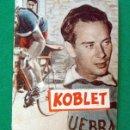 Coleccionismo deportivo: LIBRITO . EDITORIAL DEPORTIVA FHER . CICLISMO . KOBLET . Nº 39. Lote 51326336