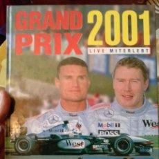Coleccionismo deportivo: LIBRO F1 AÑO 2001 . Lote 52017523