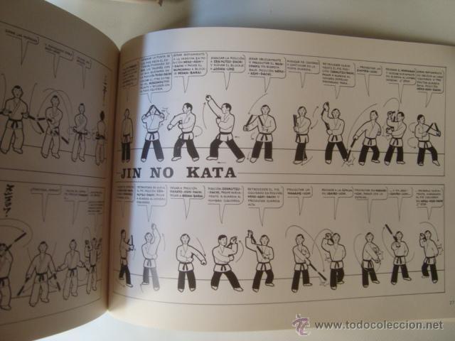 Coleccionismo deportivo: NUNCHAKU. TÉCNICAS SUPERIORES + DEFENSA Y ATAQUE + SINAWALI. LOS PALOS DESTRUCTORES DE KALI (DAIMYO) - Foto 3 - 52505065
