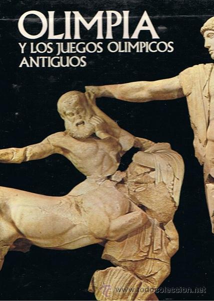 Olimpia Y Los Juegos Olimpicos Antiguos Conrado Comprar En