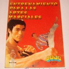 Coleccionismo deportivo: ADOLFO PÉREZ. ENTRENAMIENTO PARA LAS ARTES MARCIALES. RM72481. . Lote 53367928