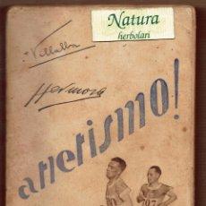 Coleccionismo deportivo: ATLETISMO ! CARRERAS TOMO I VILLALBA HERMOSO TOLEDO 1929. Lote 53373228