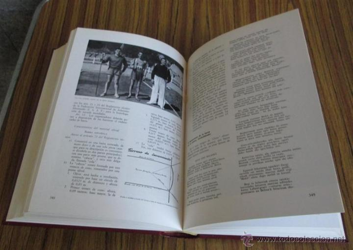 Coleccionismo deportivo: Juegos y Deportes Vascos Por Rafael Aguirre Franco Edt Auñamendi - Foto 9 - 53640229