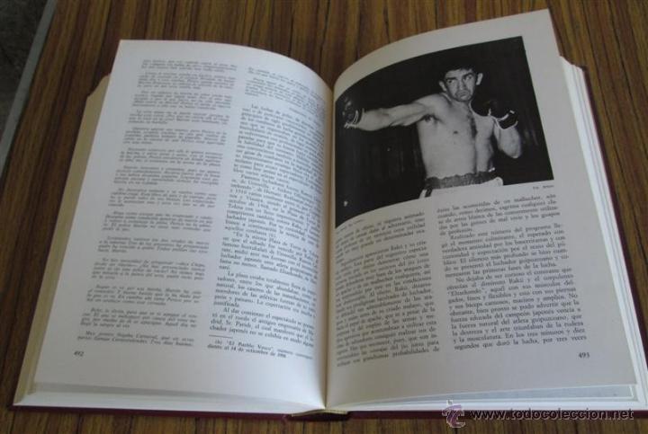 Coleccionismo deportivo: Juegos y Deportes Vascos Por Rafael Aguirre Franco Edt Auñamendi - Foto 10 - 53640229
