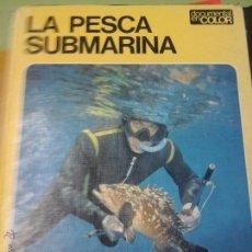 Coleccionismo deportivo: SUBMARINISMO. Lote 54115149