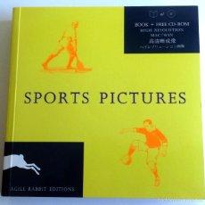 Coleccionismo deportivo: LIBRO SPORTS PICTURES + CD.. Lote 55169383