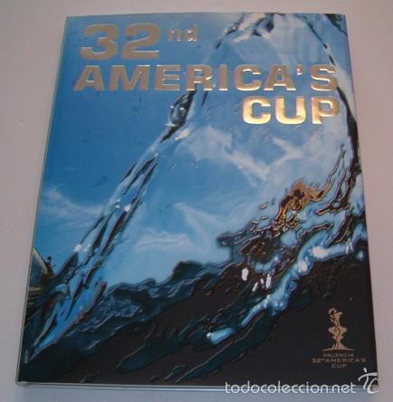 VV. AA. 32ND. AMERICA'S CUP. RM73922. (Coleccionismo Deportivo - Libros de Deportes - Otros)