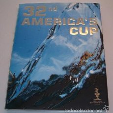 Coleccionismo deportivo: VV. AA. 32ND. AMERICA'S CUP. RM73922. . Lote 55650115