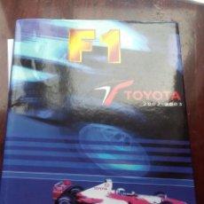 Coleccionismo deportivo: F1 TOYOTA. 2002 - 2003 EST20B1. Lote 56313412