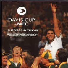 Coleccionismo deportivo: DAVIS CUP BY NEC - THE YEAR IN TENNIS - TENIS. Lote 56327578